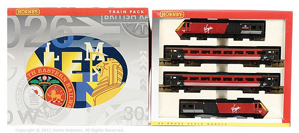 Hornby (China) OO Gauge, R2298, Virgin