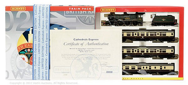 Hornby (China) OO Gauge, R2432 Cathedral Express
