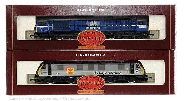 PAIR inc Toplink Hornby Railways Diesel Outline