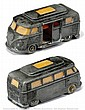 Matchbox Regular Wheels No.34C Volkswagen Camper