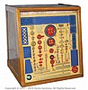 Meccano Original Dealer Display Box a 5-drawer