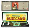 Meccano (France) Early Set 0 in card box