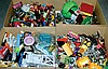 Collection of toys and figures WWF, Batman