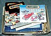 GRP inc Matchbox assorted catalogues