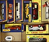 GRP inc Luso Toys boxed Car - No.15 Porsche 935