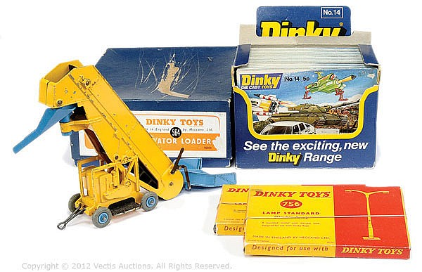 GRP Dinky 2 x No.756 Lamp Standard, Trade Pack