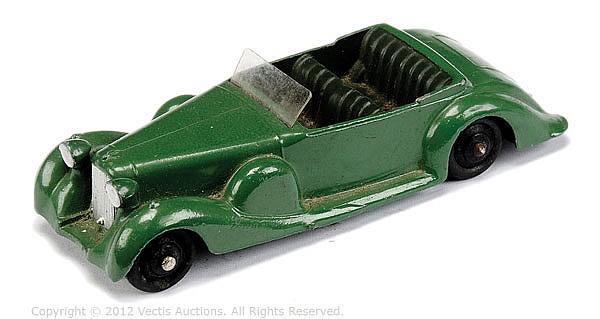 Dinky No.38C Lagonda