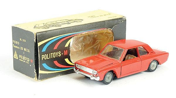 Politoys No.519 Ford Taunus 20 MTS