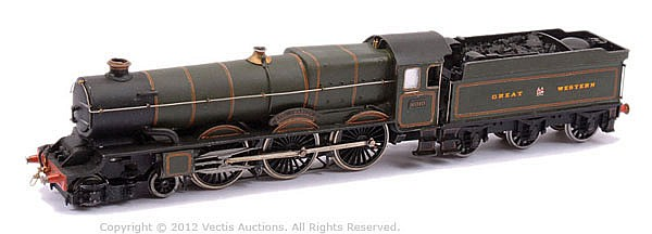 Wills Finecast Constructed OO Kit motor of 4-6-0