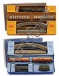 PAIR Hornby Dublo 3-railGift Sets EDP11