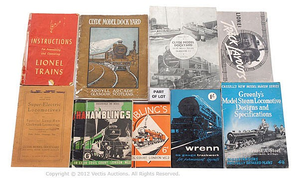 QTY Various manufacturers trade catalogues