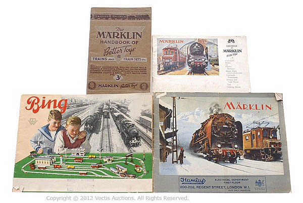 GRP Marklin Catalogues