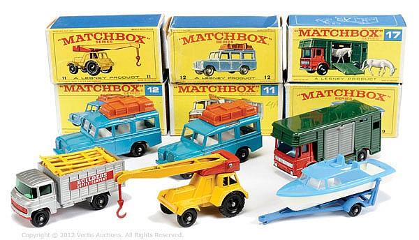 GRP inc Matchbox Regular Wheels No.9D Boat