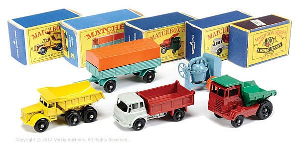GRP inc Matchbox Regular Wheels No.2C Muir Hill
