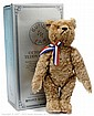 Steiff Otto Teddy Bear, 1912 replica, USA