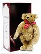 Steiff Hamleys Tobias, dark blonde mohair Bear