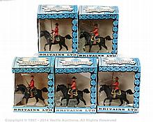 GRP inc Britains - Eyes Right Series - 5 x Model