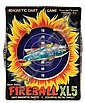 Gerry Anderson Fireball XL5 Magnetic Dart Game
