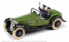 Britains - Set 1413 - Mobile Police Car, (1935