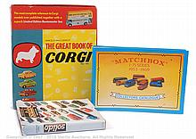 GRP inc Corgi, Matchbox and Solido Book