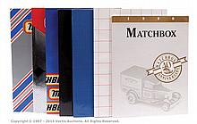 GRP inc Matchbox Trade Catalogues. 1984; 1985