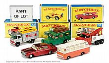 GRP inc Matchbox Regular Wheels No.11D Mercedes