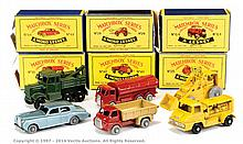 GRP inc Matchbox Regular Wheels No.11B ERF Esso