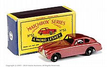 Matchbox Regular Wheels No.53A Aston Martin