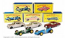 GRP inc Matchbox Regular Wheels Cars. No.19D