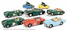 GRP inc Scalextric unboxed Aston Martin DB4 GT