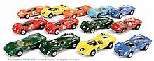 GRP inc Scalextric unboxed Racing Cars Ford