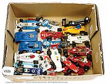 GRP inc Scalextric unboxed Racing Cars March