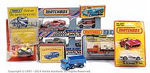 GRP inc Matchbox Superfast and Convoy models