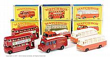 Matchbox Regular Wheels 2 x No.5D London
