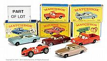 GRP inc Matchbox Regular Wheels