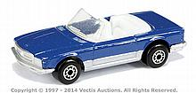Matchbox Superfast No.6 Mercedes 350SL colour