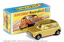 Matchbox Superfast No.29 Racing Mini