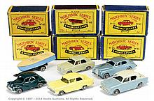 GRP inc Matchbox Regular Wheels 1950's issue