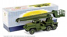 Dinky No.667 Military Missile Servicing Platform