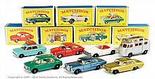 GRP inc Matchbox Regular Wheels late 1960's