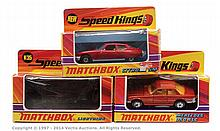 GRP inc Matchbox Speedkings K48 Mercedes 350SLC