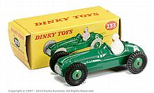 Dinky No.233 Cooper Bristol Racing Car