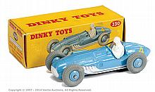 Dinky No.230 Talbot Lago Racing Car - finished