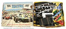 Scalextric No.30 Racing Set 2 Cars which are