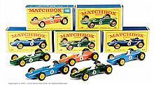 GRP inc Matchbox Regular Wheels racing cars