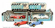 GRP inc Scalextric No.C75 Mercedes 190SL