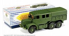 Dinky No.689 Military Medium Artillery Tractor