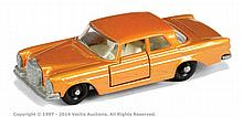 Matchbox Regular Wheels No.46C Mercedes 300SE