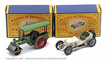PAIR inc Matchbox Models of Yesteryear Y10 1908