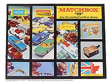 Matchbox Lesney Canada 1969 Trade Catalogue